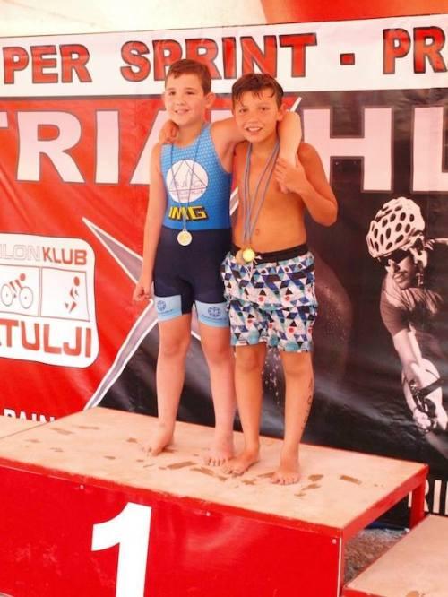 Triathlon con Rolly a Preluk (Rijeka) 15